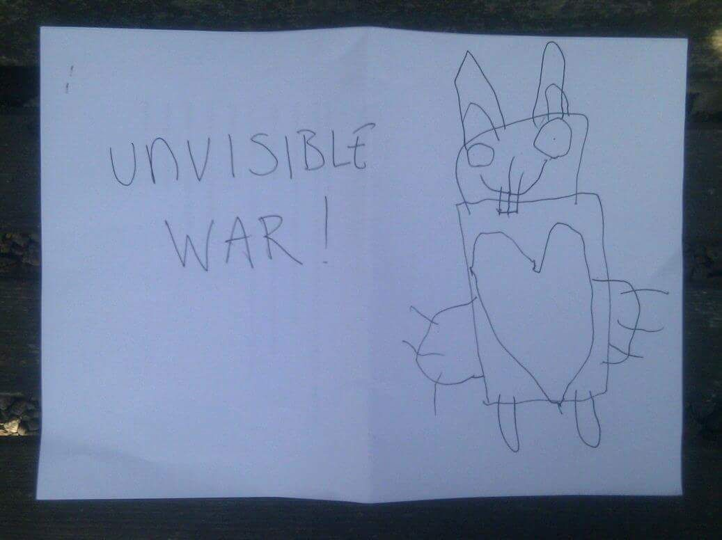 unvisible war